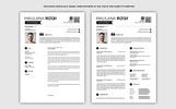Szablon resume Complete #71068