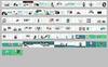 PowerPointmall för Företag & tjänster En stor skärmdump
