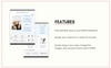 CANVA Bloggers Media Kit Elementos UI №76010 Screenshot Grade