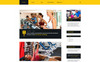 Body & Soul - Gym & Fitness PSD Template Big Screenshot