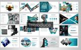 """PowerPoint Vorlage namens """"Modern Design"""""""