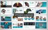 """PowerPoint Vorlage namens """"Modern Design"""" Großer Screenshot"""