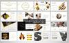 """PowerPoint Vorlage namens """"The Elegant"""" Großer Screenshot"""