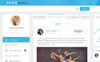 Star Search UI Elements Big Screenshot