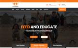 Servehman - Nonprofit, Charity, NGO Fundraising Joomla Template