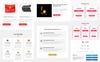 Lmon - Multipurpose Template de Newsletter №70427 Screenshot Grade