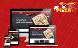 Responsivt Pizza - Food Multipurpose Shopify-tema