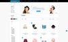 Responsivt Evonea - Multipurpose Shopify-tema En stor skärmdump