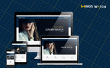 """Wings Watch - Multipurpose"" Responsive Shopify Thema"