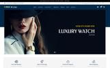 Tema Shopify para Sitio de Relojes