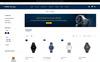 """Responzivní Shopify motiv """"Wings Watch - Multipurpose"""" Velký screenshot"""