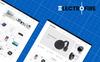 """ElectroFire - Multipurpose"" thème Shopify adaptatif Grande capture d'écran"