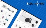"""ElectroFire - Multipurpose"" Responsive Shopify Thema"