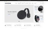 Tema Shopify para Sitio de Tienda de Móviles