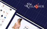 "Shopify Theme namens ""Glamour - Multipurpose"""