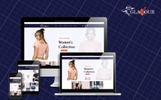 Responsywny szablon Shopify Glamour - Multipurpose #80311