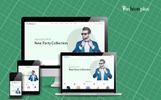 "Shopify Theme namens ""Fashionplus - Fashion Multipurpose"""