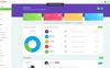 BootHelp | Bootstrap 4 responsive dashboard Admin Template Big Screenshot