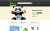 """FlatSHOP - Multipurpose Elementor"" Responsive WooCommerce Thema Groot  Screenshot"
