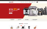 "WooCommerce Theme namens ""Houseware - Responsive"""