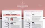 Rose Resume Template