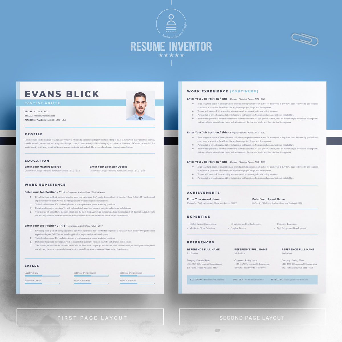 https://s3u.tmimgcdn.com/1860567-1551108623289_02_2-Pages-Free-Resume-Design-Template.jpg