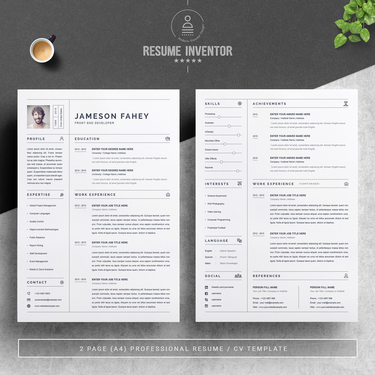 https://s3u.tmimgcdn.com/1860567-1553494240211_02_2-Pages-Free-Resume-Design-Template.jpg