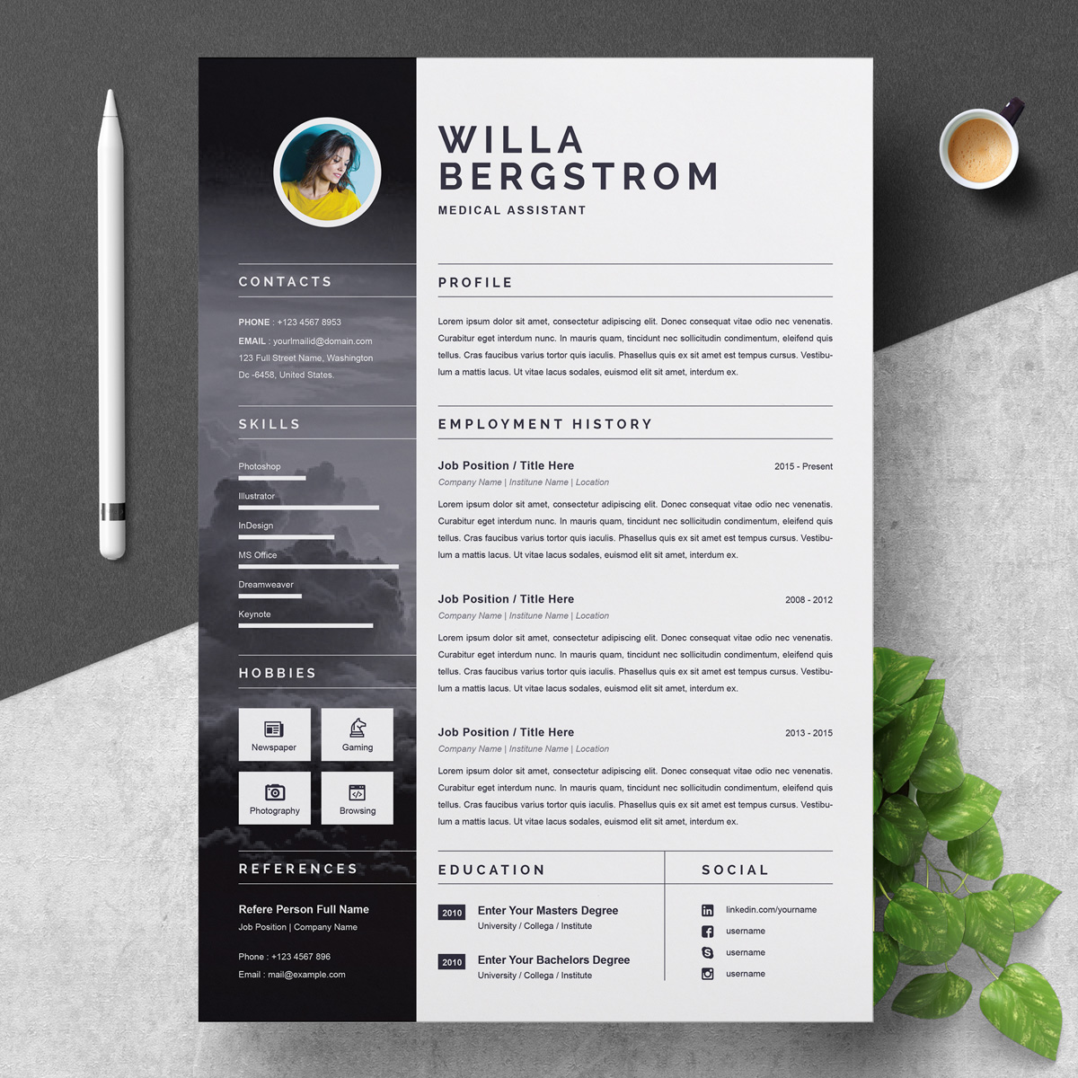 https://s3u.tmimgcdn.com/1860567-1554009162383_01_Clean-Professional-Creative-and-Modern-Resume-CV-Curriculum-Vitae-Design-Template-MS-Word-Apple-Pages-PSD-Free-Download.jpg