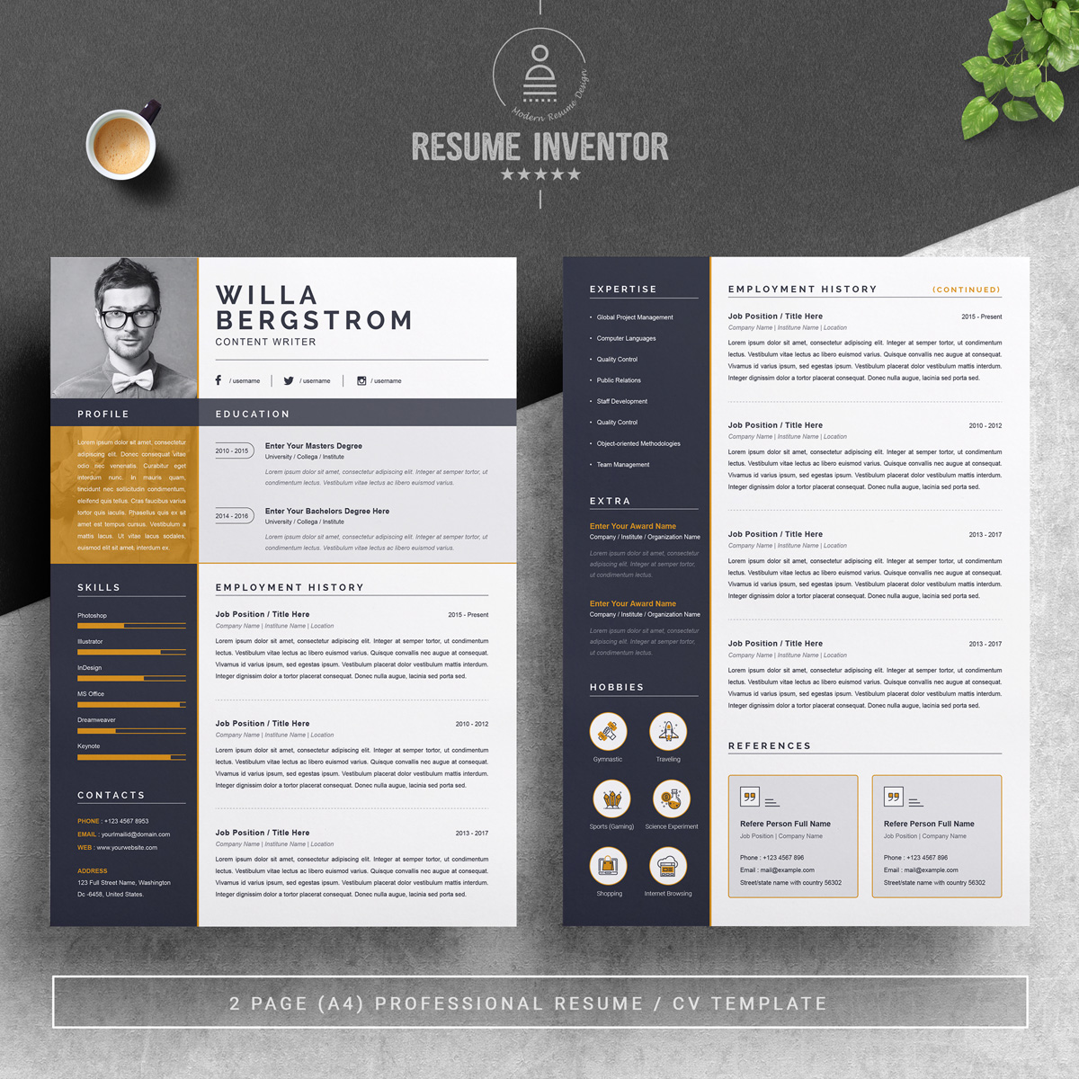 https://s3u.tmimgcdn.com/1860567-1554011321755_02_2-Pages-Free-Resume-Design-Template.jpg
