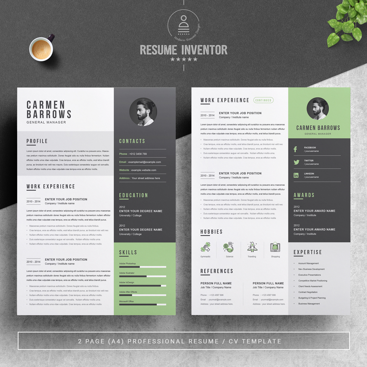 https://s3u.tmimgcdn.com/1860567-1577966856424_02_2-Pages-Free-Resume-Design-Template.jpg