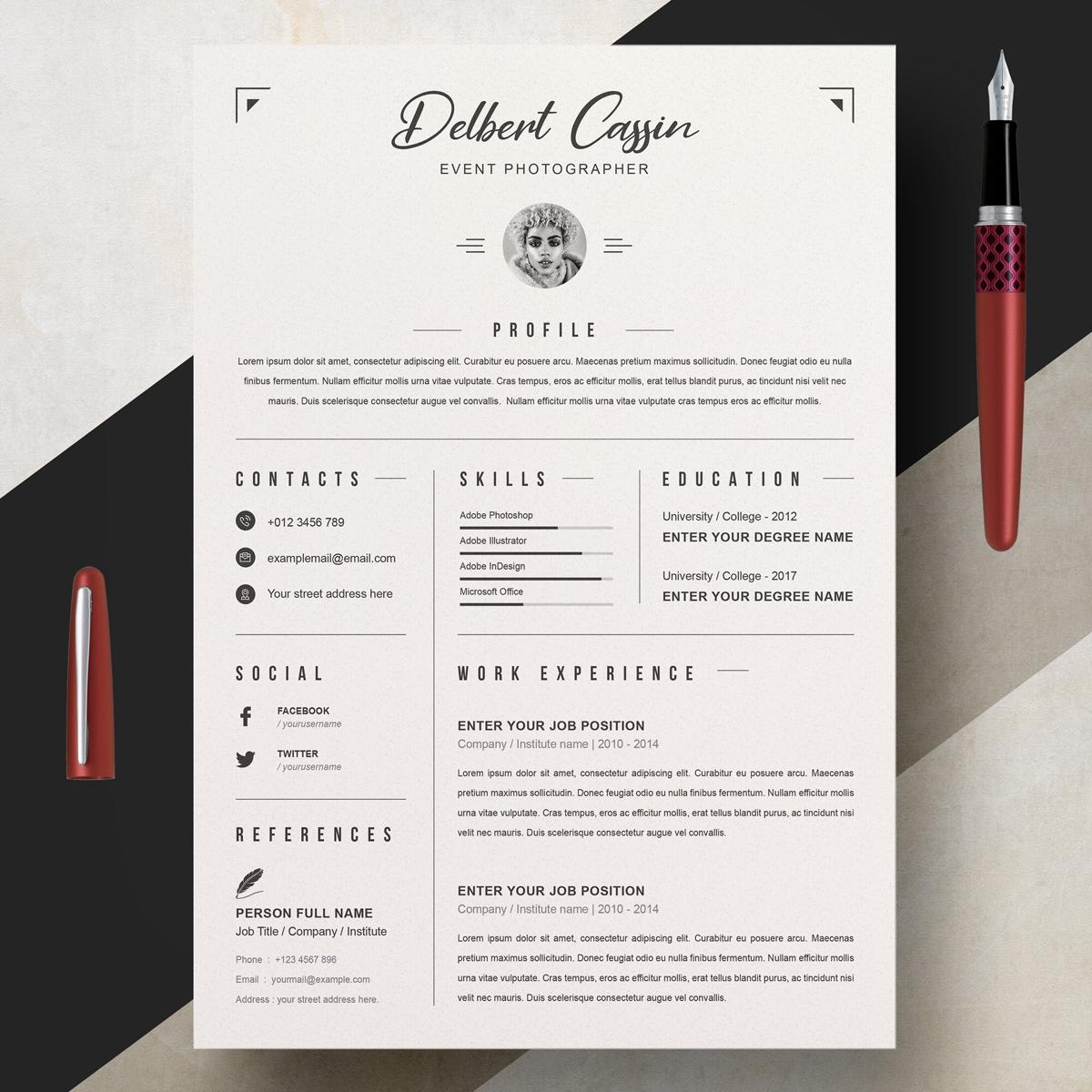 https://s3u.tmimgcdn.com/1860567-1578211071544_01_2-Pages-Free-Resume-Design-Template.jpg