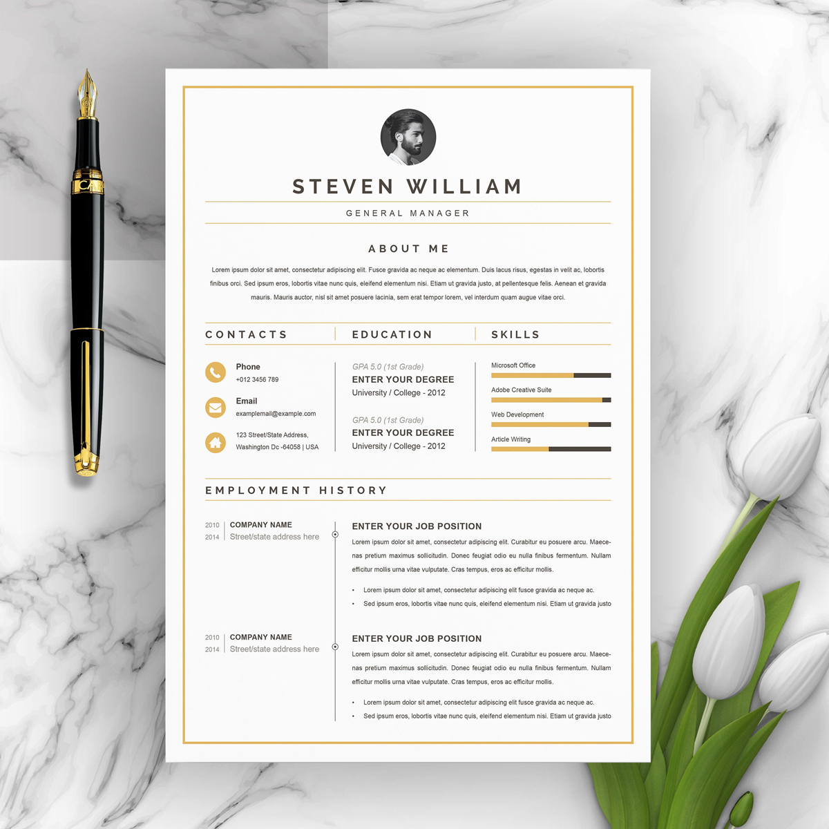 https://s3u.tmimgcdn.com/1860567-1580627614205_01_2-Pages-Free-Resume-Design-Template.jpg