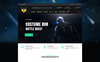 Punibor Gaming - Powerful Website Template Big Screenshot