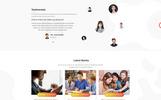 Bootstrap Nexus App Landing Page PSD sablon