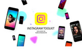 """""""Instagram toolkit"""" After Effects 屏保"""