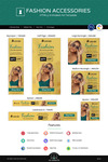Shopping & E-commerce | Fashion Accessories Animated Banner