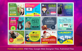 Premium Banner Bundle - 420 Animated HTML5 Banner Animated Banner №74377