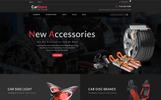 """Car Store"" Responsive PrestaShop Thema"