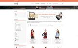 Tema de PrestaShop para Sitio de Tienda de Camisetas