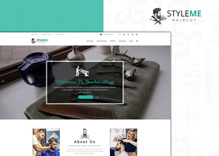 Styleme - Barber shop
