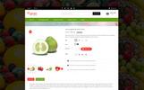 Tema de PrestaShop para Sitio de Alimentos congelados