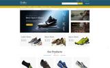 Tema de PrestaShop para Sitio de Zapaterías