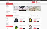 """Mega-Fashion Store"" - адаптивний OpenCart шаблон"