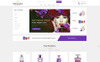 Perfumania - Perfume Store PrestaShop Theme Big Screenshot