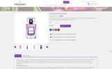 Responsywny szablon PrestaShop Perfumania - Perfume Store #73555