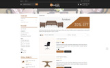 "Template PrestaShop Responsive #73576 ""Modern - Furniture Store"""