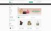 Caprice - Bag Store PrestaShop Theme Big Screenshot