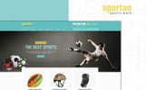 "PrestaShop Theme namens ""Spartan - Sports Store"""