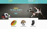 Spartan - Sports Store PrestaShop Theme