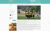 "PrestaShop Theme namens ""Spartan - Sports Store"" Großer Screenshot"